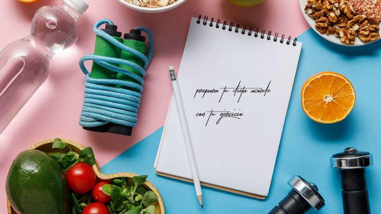 ¿Listo para 2021? Prepara tu dieta acorde con tu ejercicio