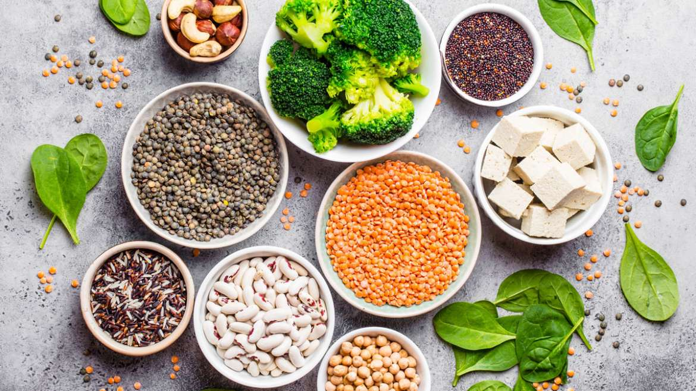 Alimentos con proteínas para deportistas